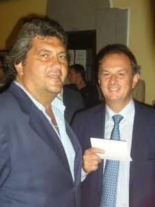 Giuseppe Cuomo ed Emilio Moretti