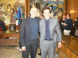 Graziano Maresca e Giovanni Ruggiero