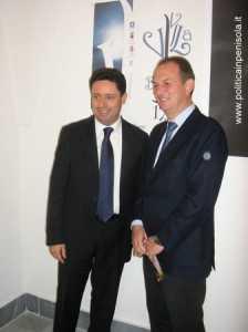 Pietro Sagristani e Giuseppe Cuomo