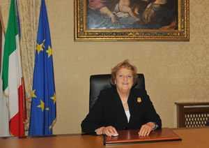 Ministro Annamaria Cancellieri