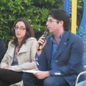 Antonio D'Anielo e Anna Iaccarino