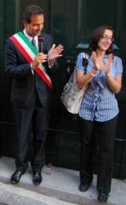 Giovanni Ruggiero e Anna Iaccarino