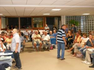 Pubblico a Villa Fondi