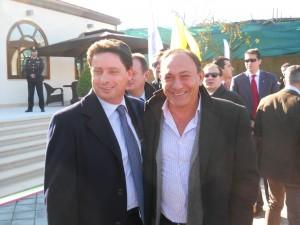 P. Sagristani e GM Orlando (foto PinP)