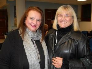 Lucia Gargiulo e Franca Rossi