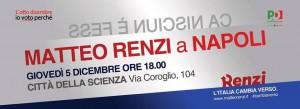 renzi Napoli