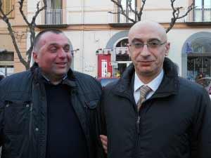 Pasquale D'Aniello e Vincenzo Iaccarino