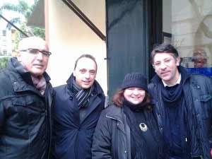 P. Gnarra, A. Coppola, L. Gargiulo e A. Marciano