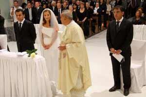 Matrimonio Patriarca