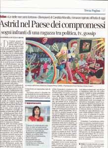 Corriere della Sera 25 febbraio 2014