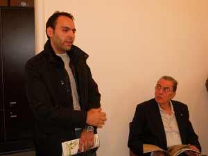 Parisi e Sergio Gargiulo