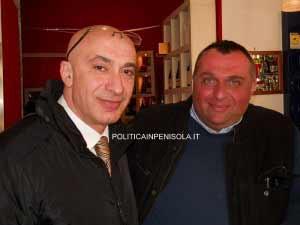 V. Iaccarino e Pasquale D'Aniello