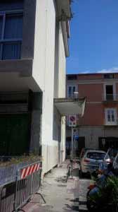 Municipio pericolante