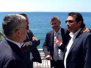 Bubbico, Paolucci, Tito e Schettino
