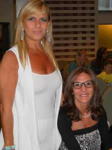 Mariella Russo e Virginia Tortora