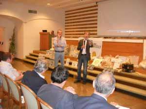 Rossano Ercolini e Antonino Esposito