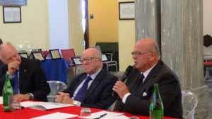 Rosario Fiorentino e il Giudice Antonio Esposito