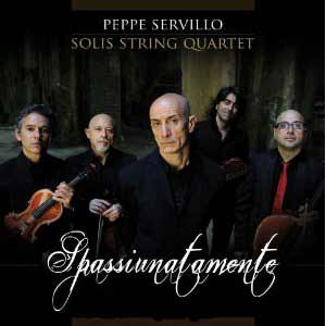 Solis Quartet e Servillo