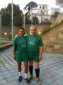 P. Sagristani e A. Castellano