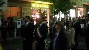 Processione di San Michele 2015 foto ViC