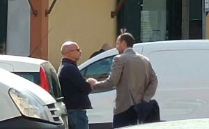 Johnny Pollio e Danilo Esposito