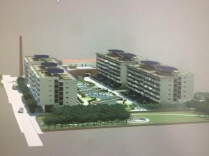 Housing ex area Cirio