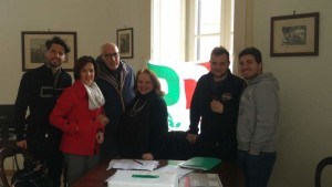 Seggio Elettorale PD S.Agnello - foto©ViC