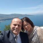 Francesco Di Maio e Nancy De Maio