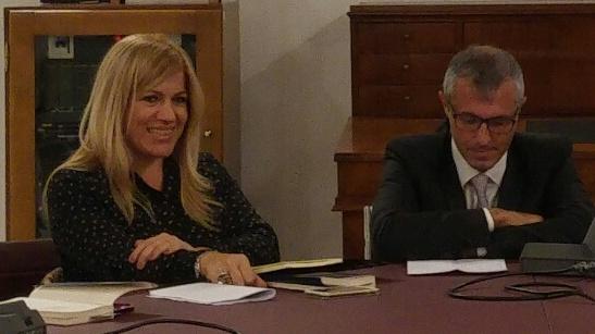 Giuseppe Tito e Biancamaria Balzano
