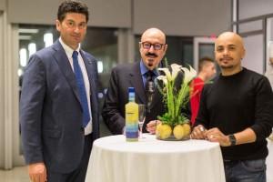 Mario Gargiulo, Vincenzo Marra e Mvula Sungani