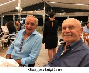 Giuseppe e Luigi Lauro
