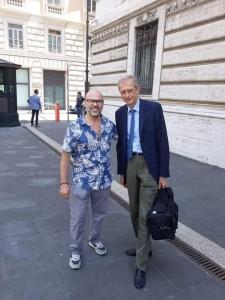 Lello il Monello con Pietro Fassino