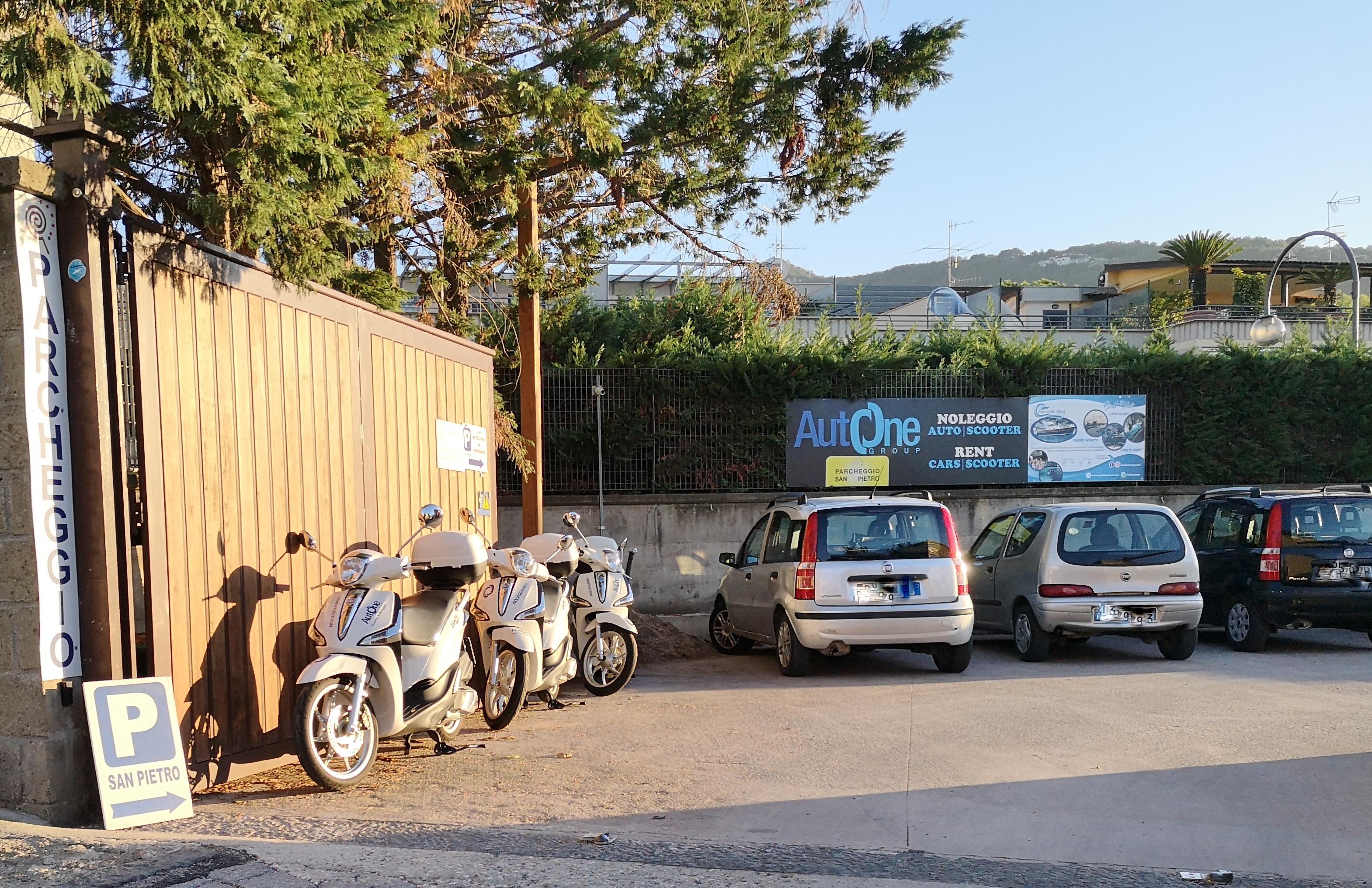 Parcheggio San Pietro