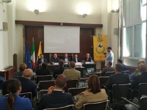 Conferenza stampa Città Metropolitana