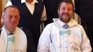 Cuomo e Salvini