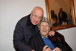 Lauro e il maestro Riccardi