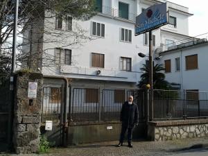 Clinica San Michele e Sindaco Iaccarino