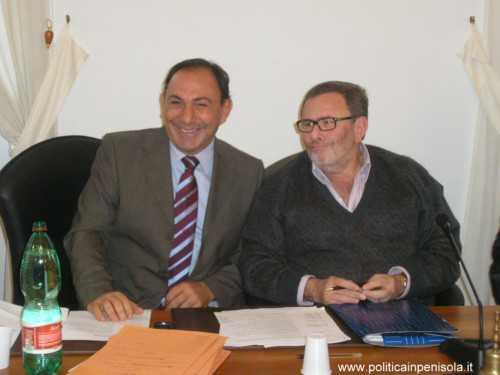 Gian Michele Orlando e Gianni Salvati