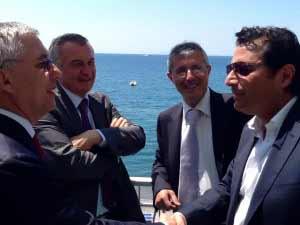 Paolucci, Bubbico, Tito e Schettino