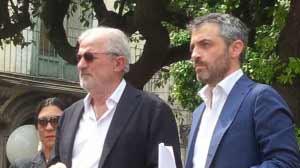 Ferdinando Pinto e Ivan Gargiulo