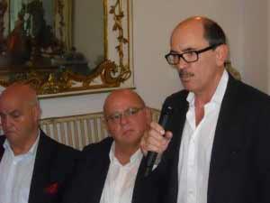 Federico Cafiero De Raho a Sorrento
