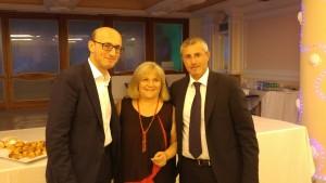 Casillo, Rossi e Tito