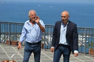 Avv. Francesco Esposito e il Sindaco Iaccarino