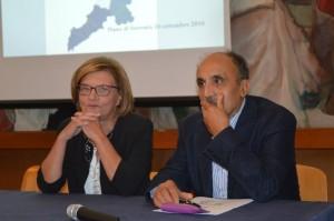 Antonietta Costantino e Mario Fusco