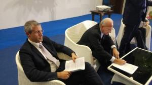V. De Luca e Giuseppe Tito