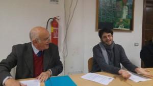 Salvatore Ferraro e Antonio D'Aniello