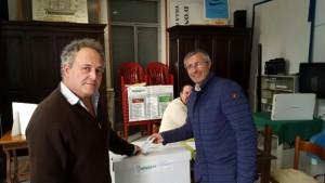 Paolo Trapani e Giuseppe Tito