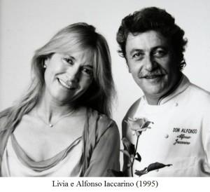 Livia e Alfonso Iaccarino