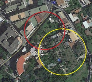 Area di realizzazione opere - foto WWF
