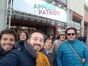 I Delegati della Pen. Sorrentina